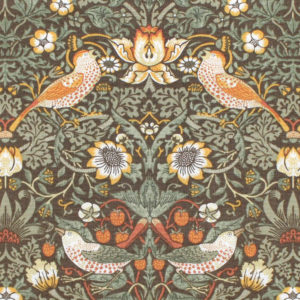 Moda Fabrics Best of Morris 8176-31 Strawberry Thief