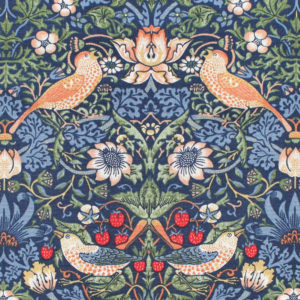 Moda Fabrics Best of Morris 8176-44 Strawberry Thief