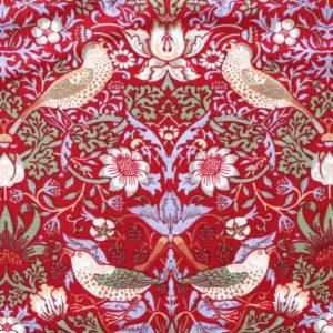 Moda Fabrics Best of Morris 8176-47 Strawberry Thief