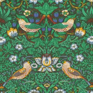 Moda Fabrics Best of Morris 8176-46 Strawberry Thief