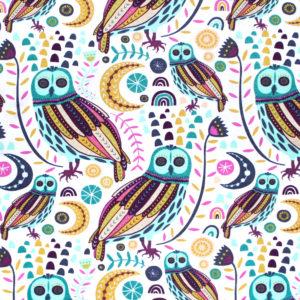 Art Gallery Fabrics Lugu Sova Nightlight