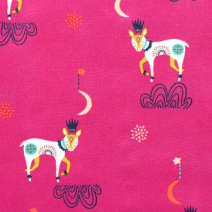 Art Gallery Fabrics Lugu Sleep Tight Daydream