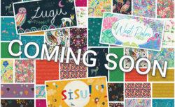 近日入荷予定 Art Gallery Fabrics の3コレクション