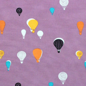 Art Gallery Fabrics Sisu Space Bubbles Zest