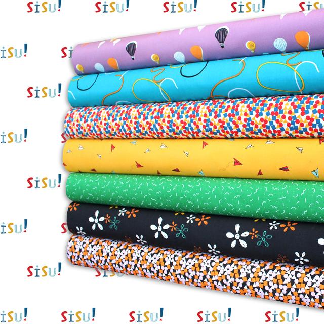 """キッズにおすすめ!元気いっぱいポップな生地 Art Gallery Fabrics """"Sisu"""""""