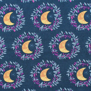 Art Gallery Fabrics Mystical Land Lunar Illusion Flame