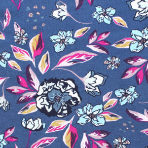 Art Gallery Fabrics Mystical Land Enchanted Flora Ablue
