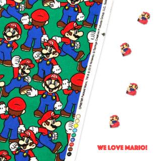 Springs Creative Super Mario 66798 Packed Mario
