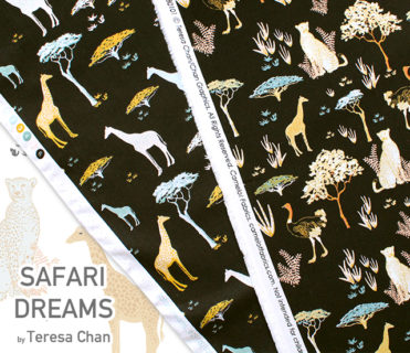 Camelot Fabrics Safari Dreams