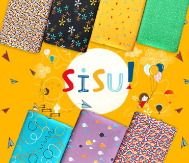 Art Gallery Fabrics Sisu Collection by AGF Studio