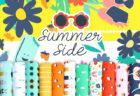 Art Gallery Fabrics Summer Side Collection by Dana Willard