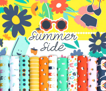 Art Gallery Fabrics Summer Side Collection by Dana Willard
