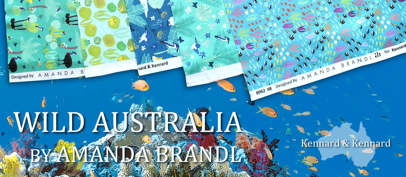 オーストラリアからやってきた大自然 Kennard & Kennard Wild Australia Collection