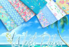 Art Gallery Fabrics West Palm Collection by Katie Skoog