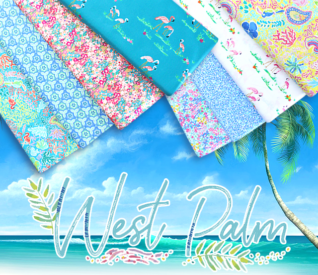 Art Gallery Fabrics West Palm Collection 入荷