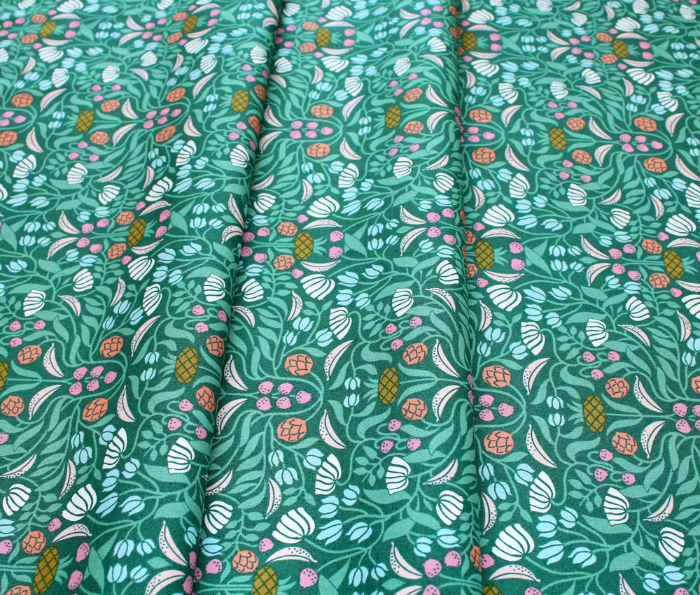 Cloud9 Fabrics Ethereal Jungle 213301 Tropical Form