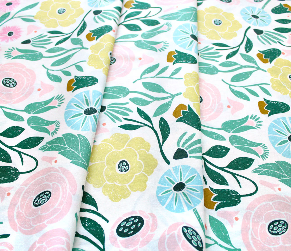 Cloud9 Fabrics Ethereal Jungle 213001 Ethereal Vines