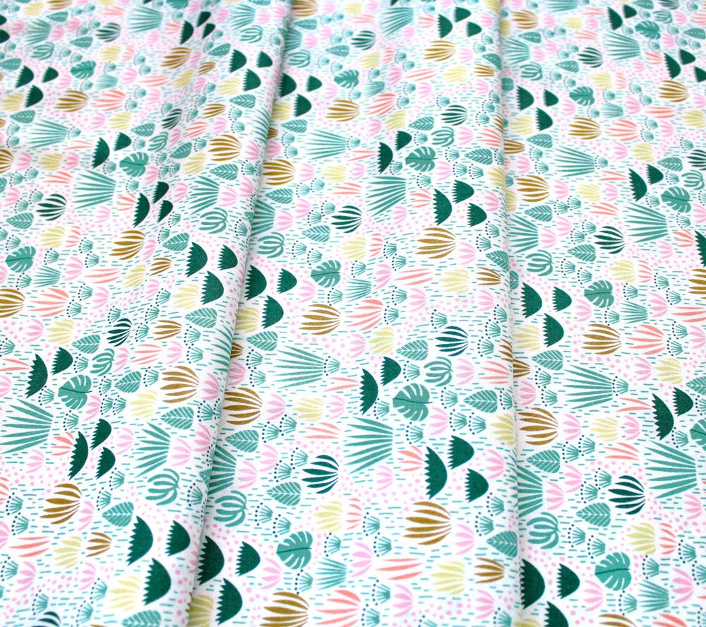 Cloud9 Fabrics Ethereal Jungle 213101 Jungle Floor