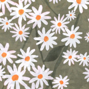 Cloud9 Fabrics Lush 217401 Daisy Lattice