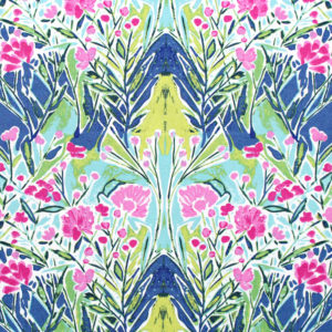Art Gallery Fabrics Bloomsbury Ms Woolf Calmwater