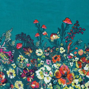 Art Gallery Fabrics Bloomsbury Roads to Flowerhouse PANEL