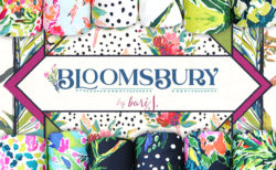 Art Gallery Fabrics Bloomsbury Collection by Bari J.