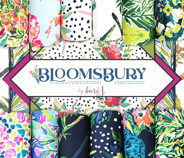 Art Gallery Fabrics Bloomsbury Collection 入荷