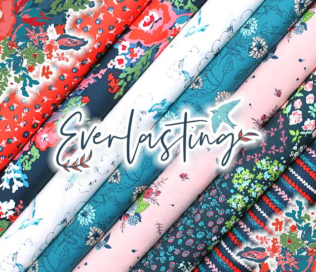 Art Gallery Fabrics Everlasting Collection 入荷