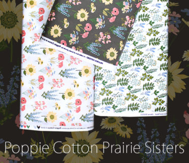 Poppie Cotton Prairie Sisters