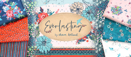 Art Gallery Fabrics Everlasting Collection by Sharon Holland