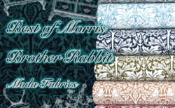 Moda Fabrics Best of Morris Brother Rabbit 取り扱い開始