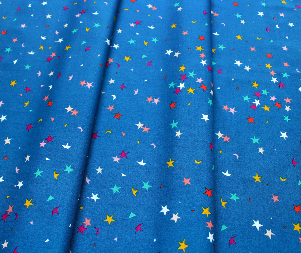 Ruby Star Society Pop & Zip RS1004-15 Pop Blue Raspberry