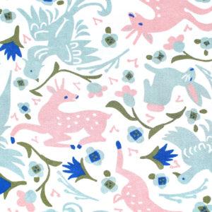 Birch Fabrics Enchanted Kingdom Gathering Cream