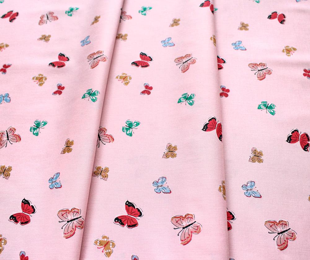 Cloud9 Fabrics Natural Beauty 221801 Blakeney Butterflies
