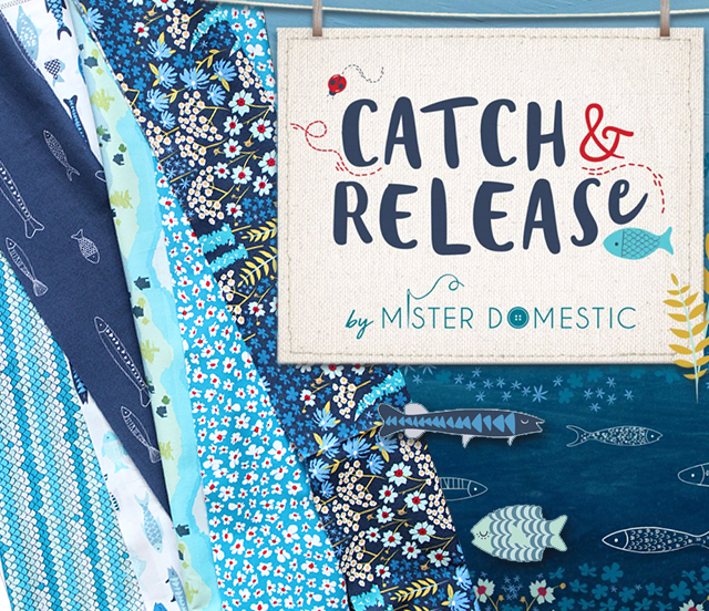 Art Gallery Fabrics Catch & Release Collection 入荷