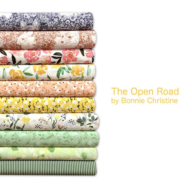 大人気デザイナー Bonnie Christine さんの The Open Road Collection