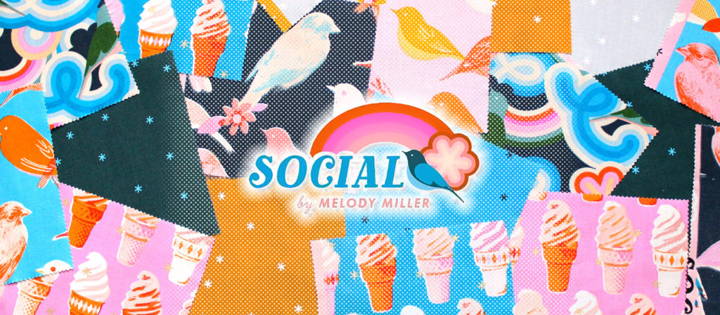 Ruby Star Society Social & Spark Collection by Melody Miller