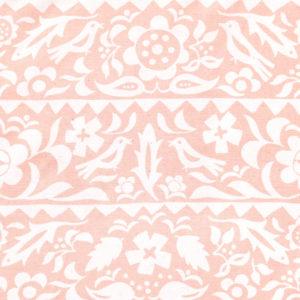 Ruby Star Society Alma RS4001-18 Market Floral Peach