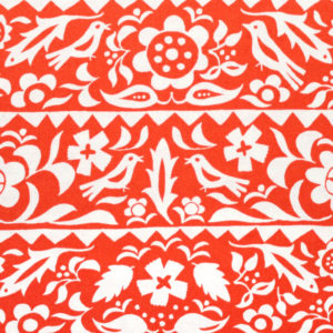 Ruby Star Society Alma RS4001-15 Market Floral Warm Red