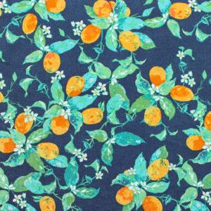 Art Gallery Fabrics Floralish Dancing Fortunella