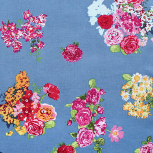 Art Gallery Fabrics Floralish Cascading Blossoms
