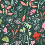 Art Gallery Fabrics Dew & Moss Glowy Bosque