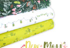 Art Gallery Fabrics Dew & Moss Collection by Alexandra Bordallo