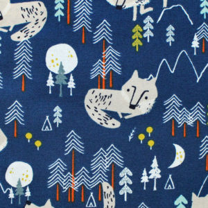Dashwood Studio Laska 1538 Wolves