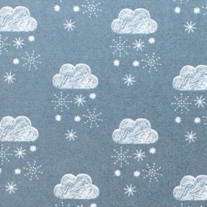 Dashwood Studio Laska 1545 Snow Clouds