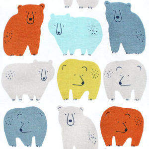 Dashwood Studio Laska 1540 Polar Bear Multi