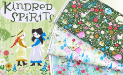 Riley Blake Kindred Spirits by Jill Howarth