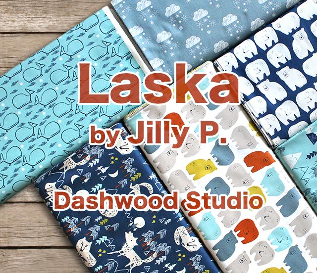 Dashwood Studio Laska Collection 入荷