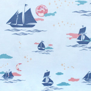 Art Gallery Fabrics Enchanted Voyage Offshore Dream Breeze
