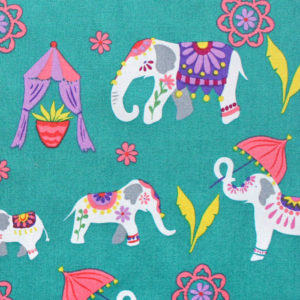 Monaluna Festival Elephant Parade